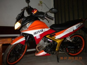 CS1 modifikasi Repsol